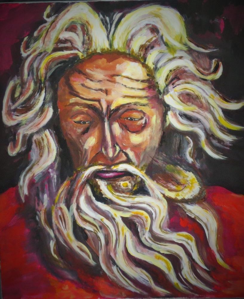 Moïse por giampieropignatelli
